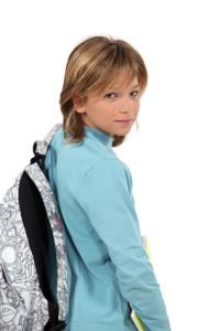 Prévention de la scoliose : un contrôle à faire vers 8 ans.